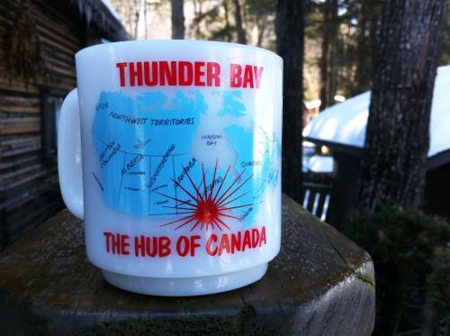 thunder bay mug