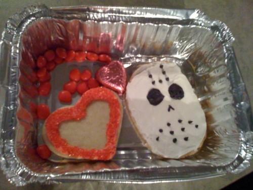 scary valentine