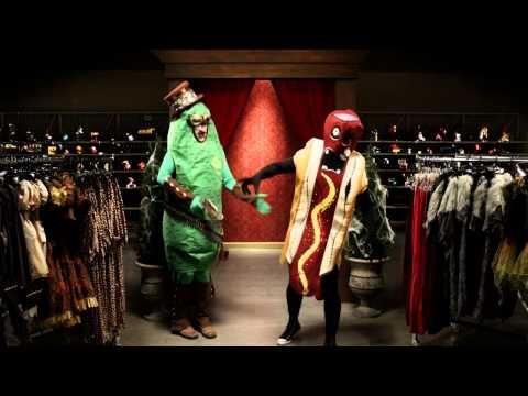 zombie hot dog!